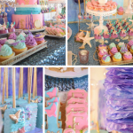 Mermaid Party Inspirations