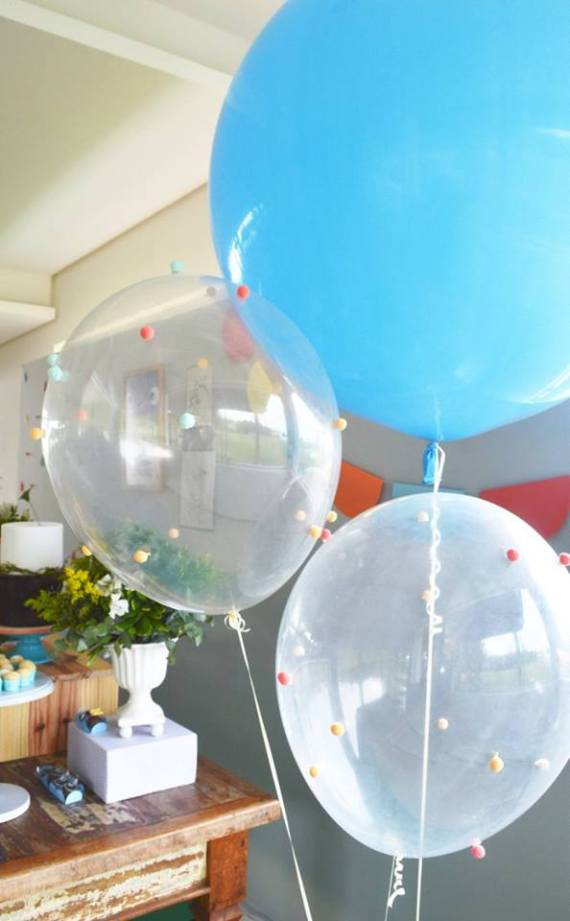 Colorful-Totoro-Birthday-Party-Balloons