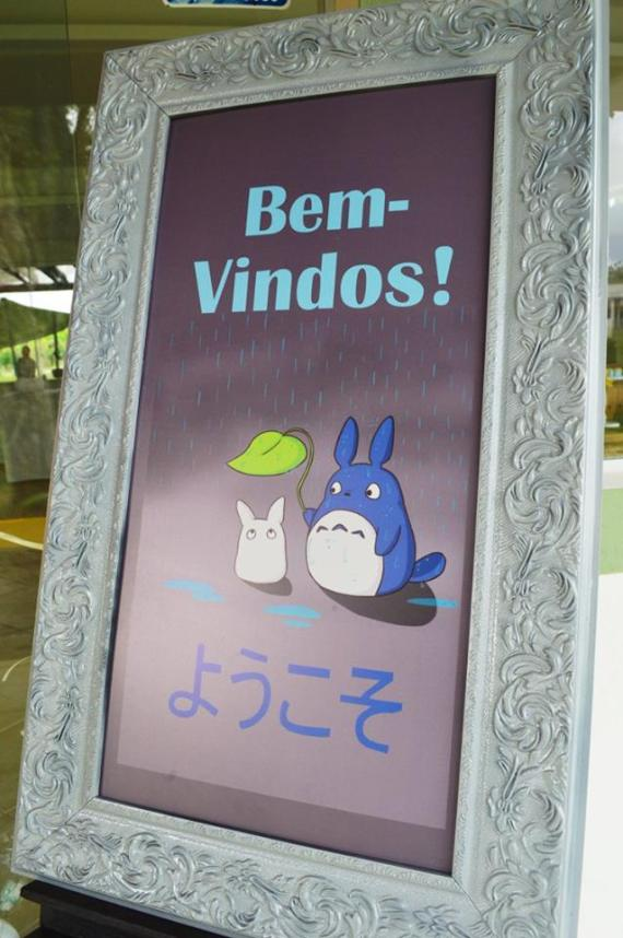 Colorful-Totoro-Birthday-Party-Birthday-Sign
