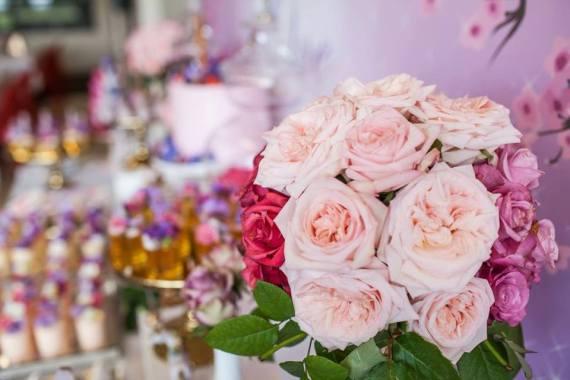 Colorful-Secret-Garden-Birthday-Party-Bouquet