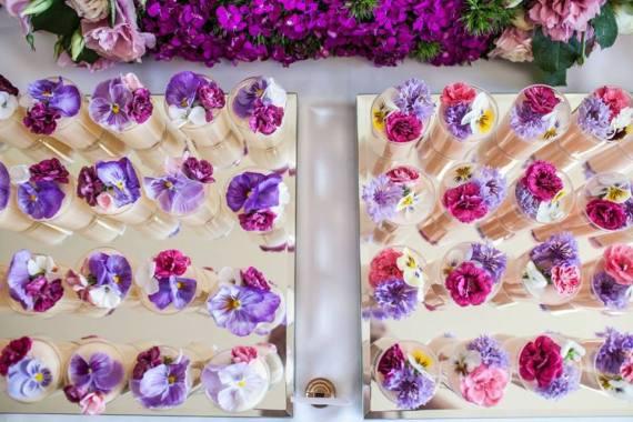 Colorful-Secret-Garden-Birthday-Party-Pudding-Trays