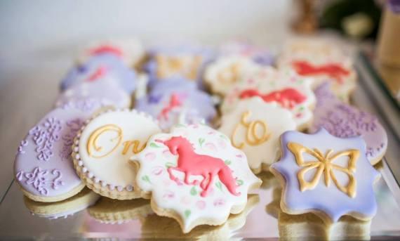 Colorful-Secret-Garden-Birthday-Party-Sugar-Cookies