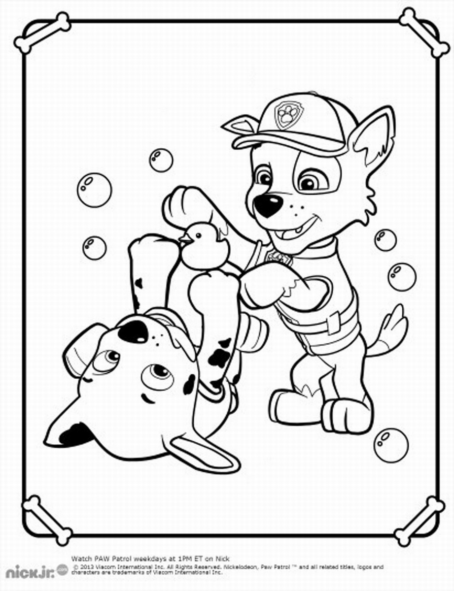 Paw patrol coloring pages valentines - Free Coloring Pages Paw Patrol