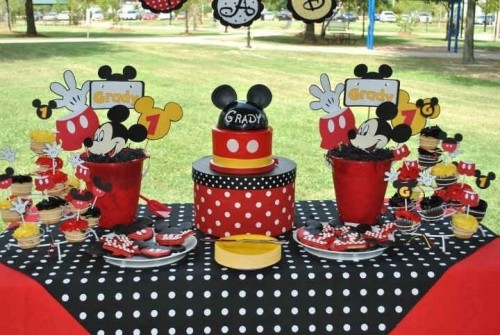 Top 6 Boys Party Ideas - Birthday Songs With Names - mickey mouse boy birthday party ideas