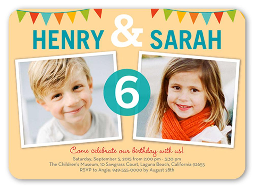 18 Birthday Invitations For Kids Free Sample Templates