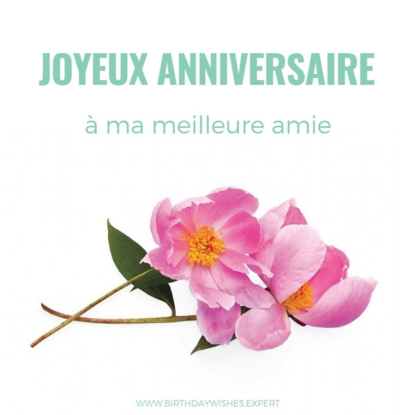 Birthday Quotes For Love Joyeux-anniversaire-amie