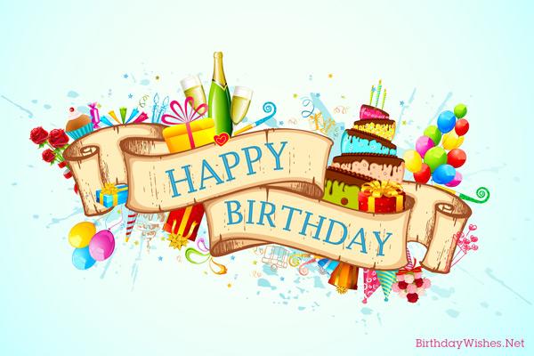 Birthday Wishes Net - Happy Birthday Wishes  Greeting Cards