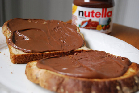 Nutella: Europe's answer to peanut butter.