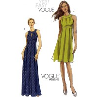 Bridesmaid Dresses Patterns Vogue