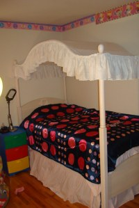 GIRLS CANOPY BEDDING SETS. GIRLS CANOPY