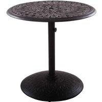 ROUND PEDESTAL DINING TABLES. ROUND PEDESTAL - 42 ROUND ...