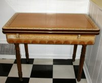 ENAMEL KITCHEN TABLES. KITCHEN TABLES - 10 SEATER DINING TABLE