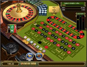 BC Casino Roulette