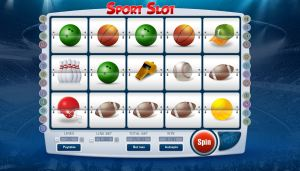 Sport slot from Softswiss