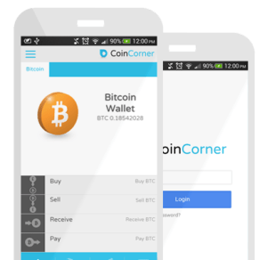 coin corner screenshot