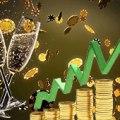rising price of bitcoin