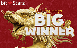 95 BTC Record breaking win on BitStarz