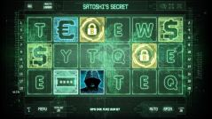 game screen Satoshi Secret