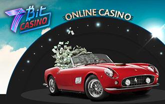 Brand New Bonuses, Games and Perks for 7BitCasino
