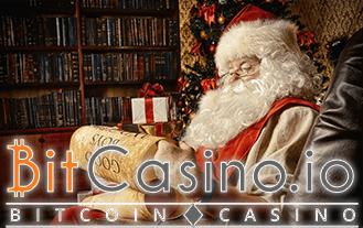 Bitcasino.io Christmas bonus