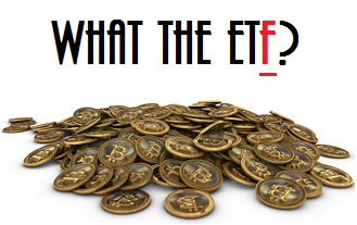 The Bizarre Case Of The Bitcoin ETF