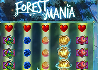 Forest mania slot review