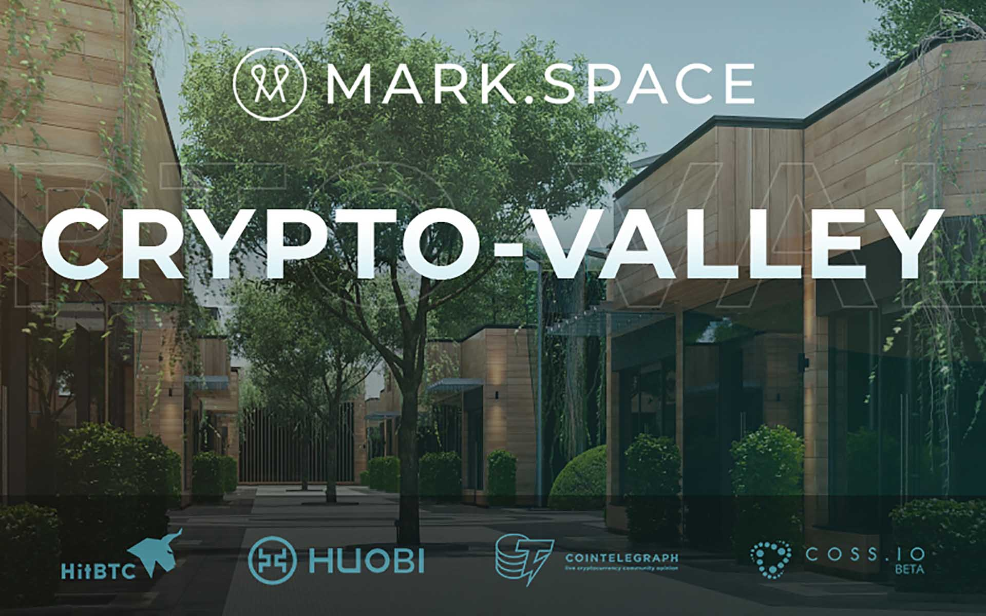 3d Open Blockchain Powered 3d And Vr Open Source Platform Mark Space