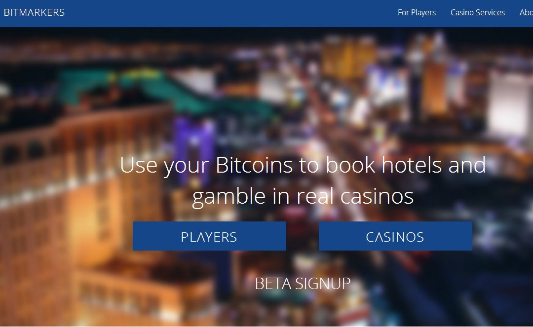 Bitcoin Startup Bitmarkers Disrupts $140 Billion Real World Casino Industry
