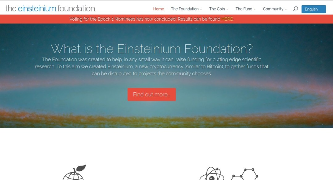 Einsteinium Screenshot 1