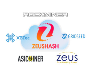ZeusHash Bitcoin And Litecoin Cloud Mining Platform Announces Gridseed Partnership And Generous Thanksgiving Promotion