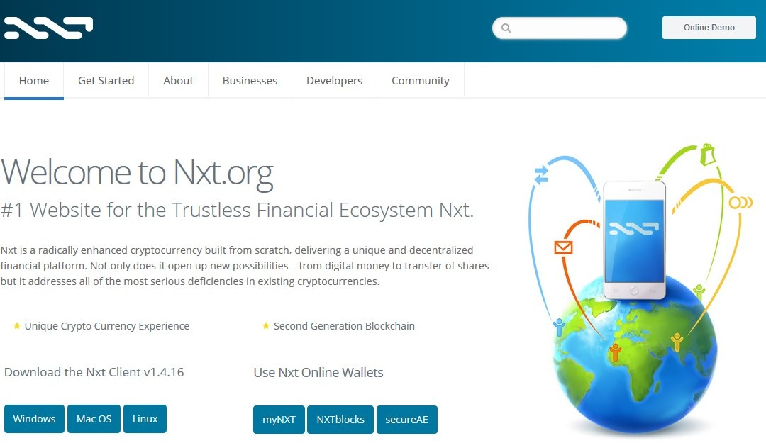 Cryptocurrency Platform Nxt Moving Forward in 2015 With Nxt Foundation, Conference Sponsorships And Technical Development