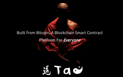 TAO Network Announces the Crowdsale of its Cryptocurrency and the TAO of Music Project