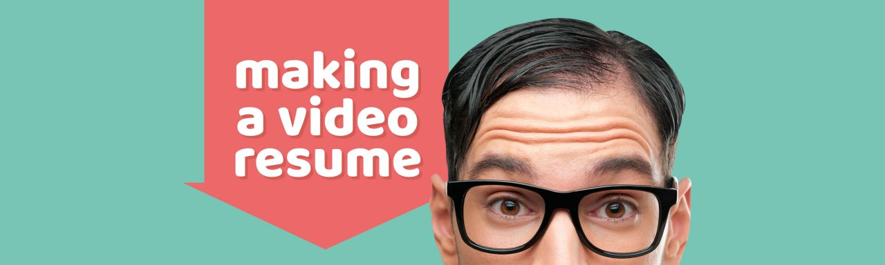 Making a Video Resume - Biteable - video resume