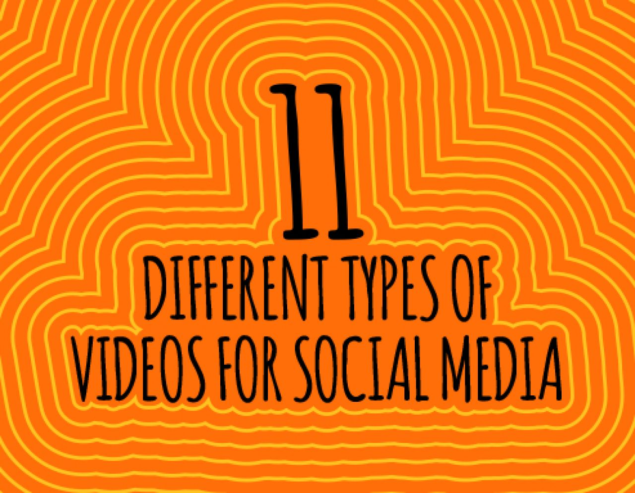 Musique Video 11 Different Types Of Videos For Social Media Biteable