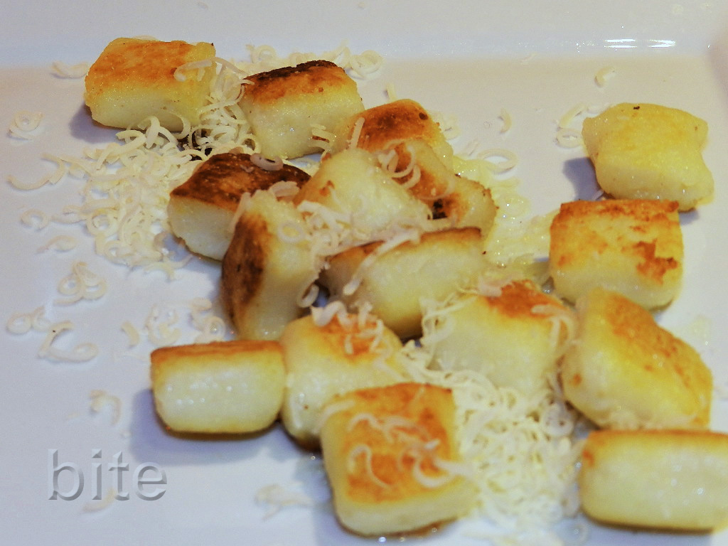 when your gnocchi turns into mashed potatoes…