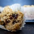 Oatmeal Date Buttermilk Muffins
