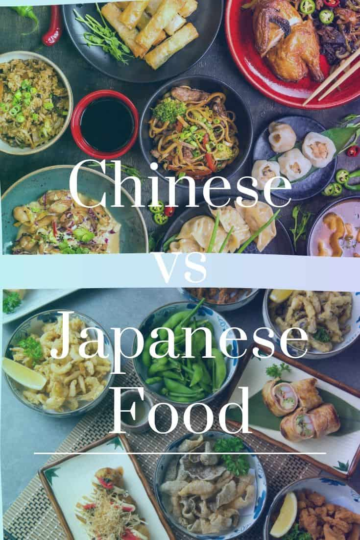 Cuisines Explained Chinese Food Vs Japanese Food 3 Main Differences Explained