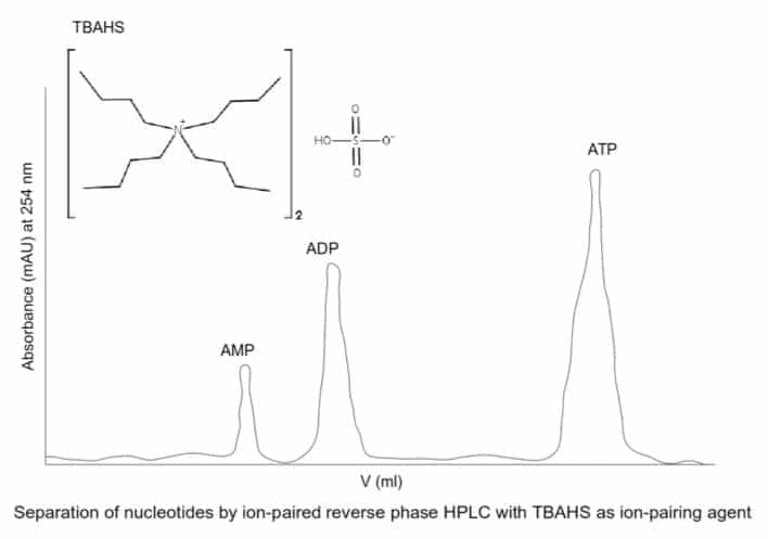 How to Separate Nucleotides Using Ion-paired Reverse Phase HPLC