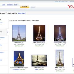 Yahoo, hacia una web de objetos