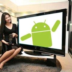 Samsung podría incluir Android en sus televisores
