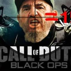Para Cuba Call Of Duty: Black Ops trata de hacer lo que EEUU no ha podido por mas de 50 años