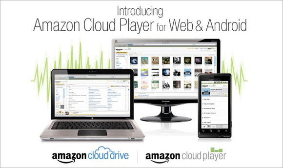amazon cloud player Amazon lanza Cloud Player, streaming de música para Android y PCs