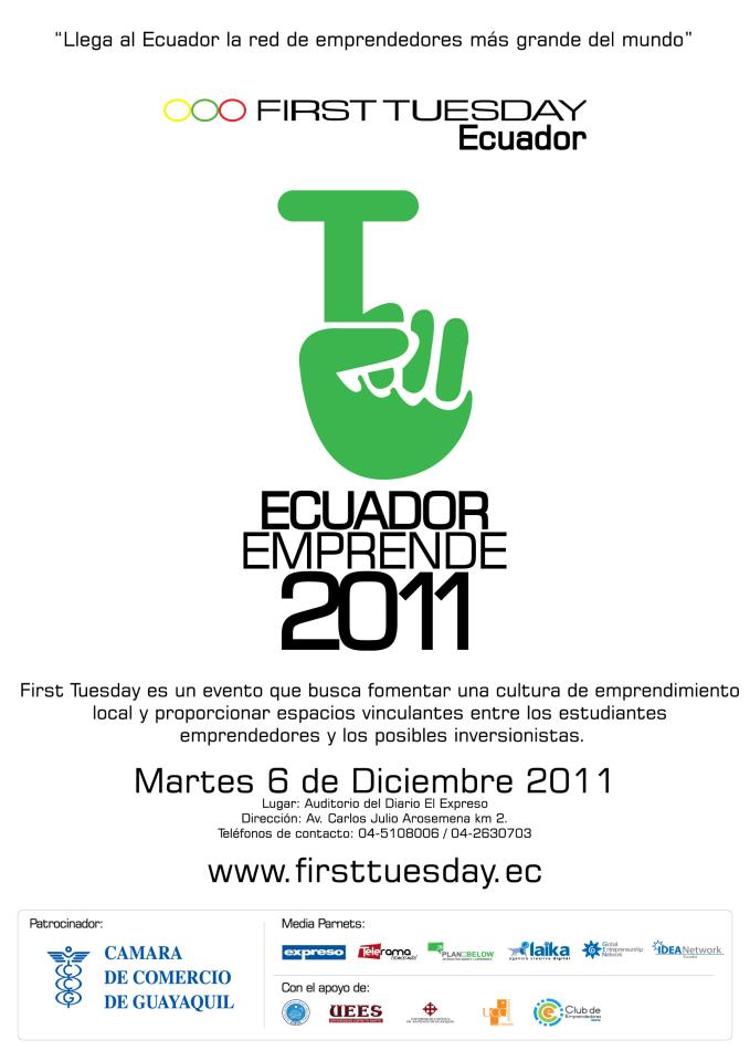 FTECuU First Tuesday Ecuador