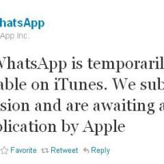 WhatsApp regresa a iPhone y AppStore
