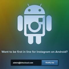 Instagram abre pre-registros para Android