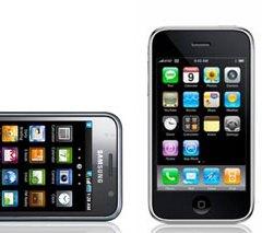 Samsung fue advertido por Google de similitudes entre Galaxy S y iPhone