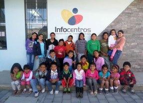 Hay 489 Infocentros comunitarios en Ecuador