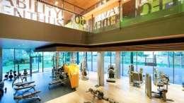Дизайн интерьеров фитнес-клуба