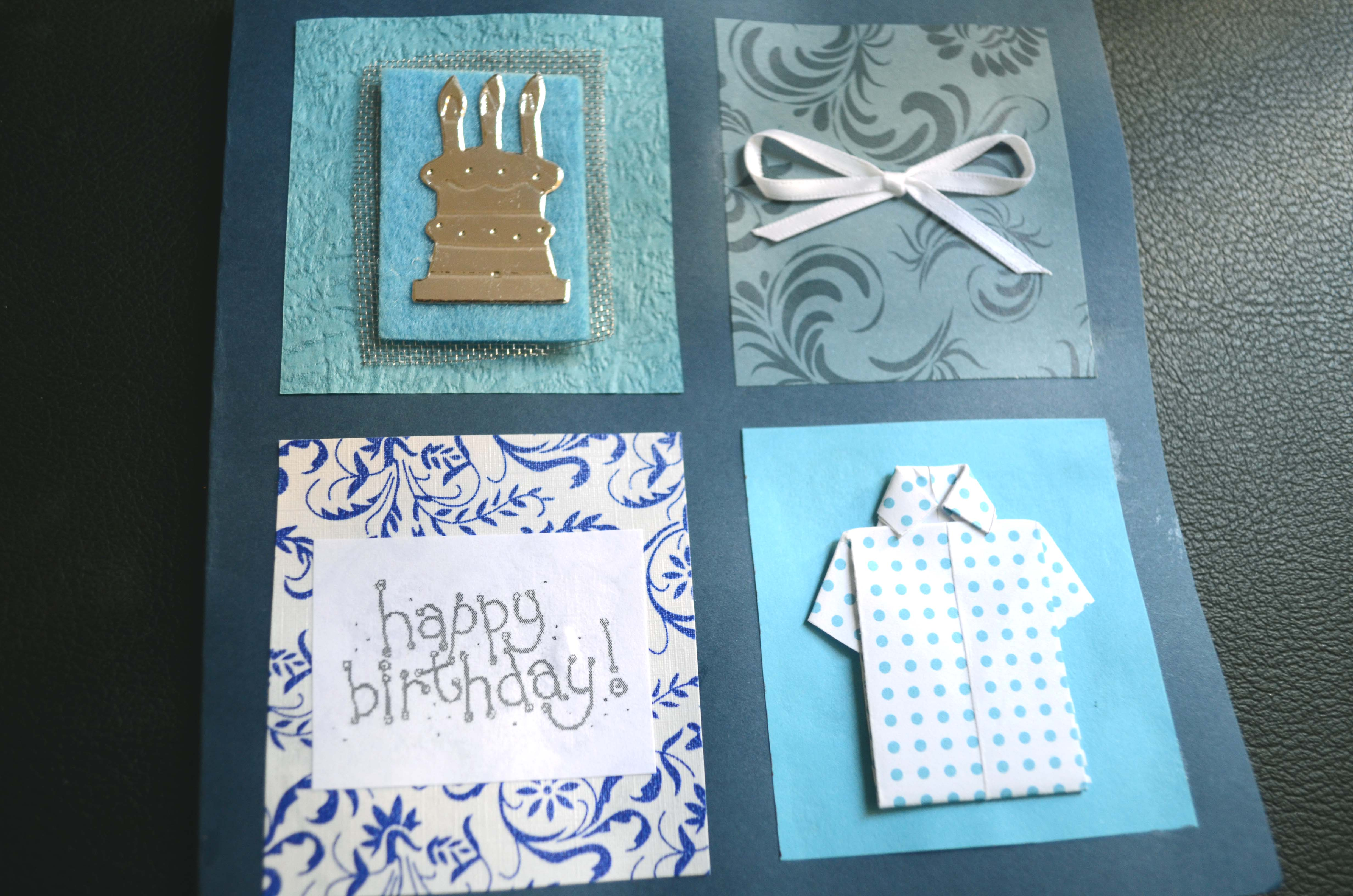 Easy Diy Birthday Gifts For Dad 37 Homemade Birthday Card Ideas And Images Good Morning