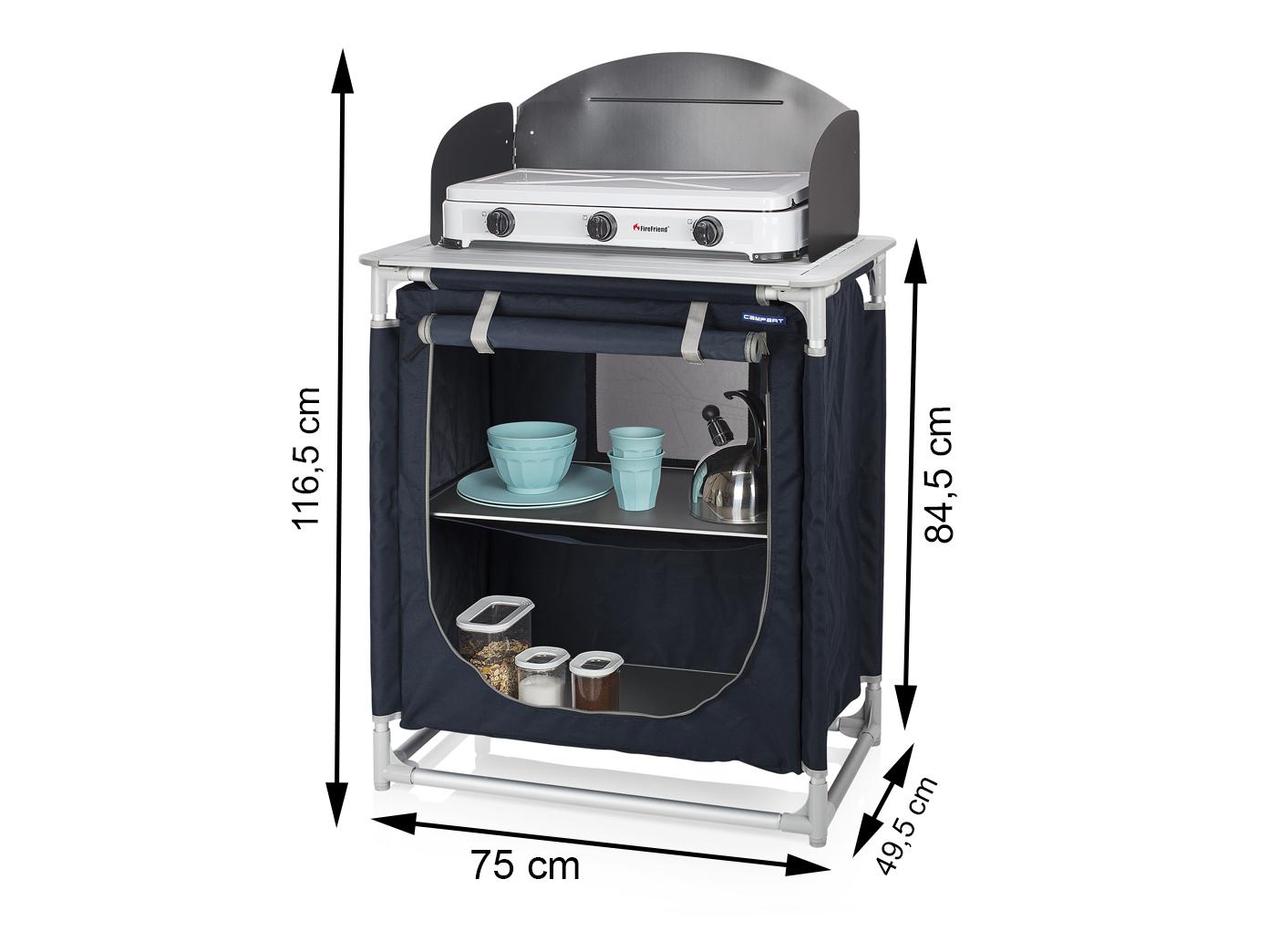 Outdoorküche Klappbar Forum : Camping k che ausstattung einer camping küche camperstyle